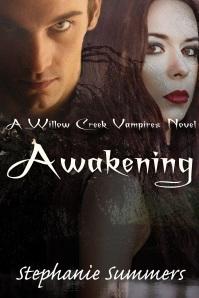 Awakening#5 Cover